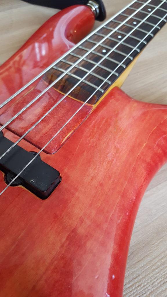 E-Bassunterricht