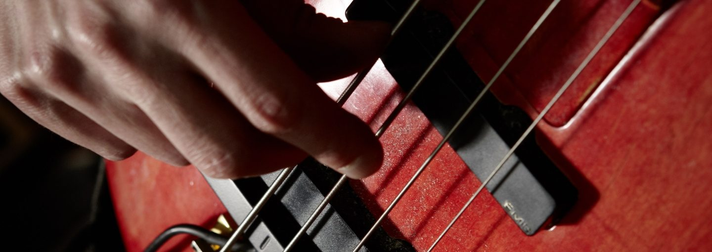 Bassunterricht in Mainz und Nierstein